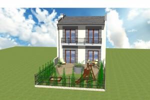 gotowe domy na sprzedaż