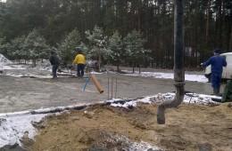 Dom Jednorodzinny Skuszew – A.D. 2012/2013