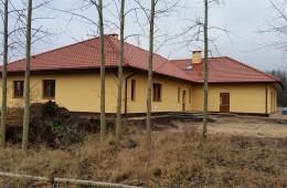 Budowa Domu Mieszkalnego i Garażowego-Kiciny A.D. 2014