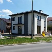 Budowa Domu Jednorodzinnego Wyszków ul.Mała A.D.2014/2015